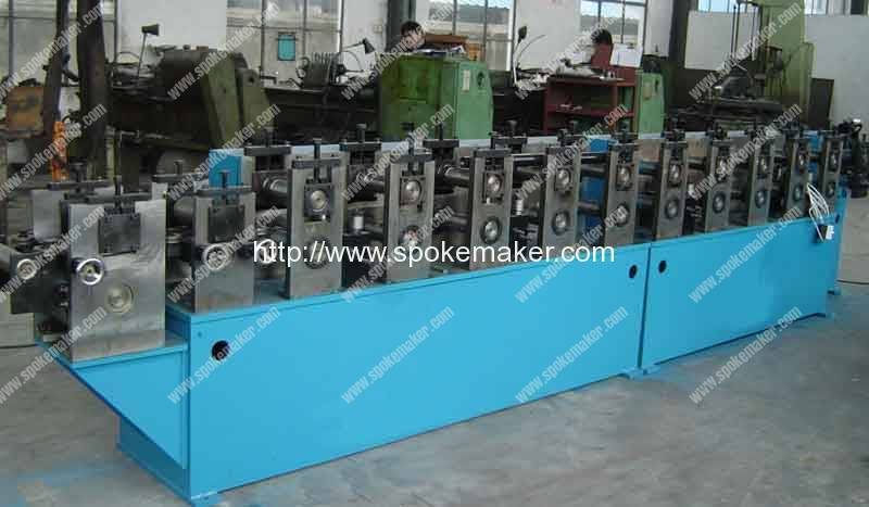 Automatic-Bicycle-Rim-Forming-Machine