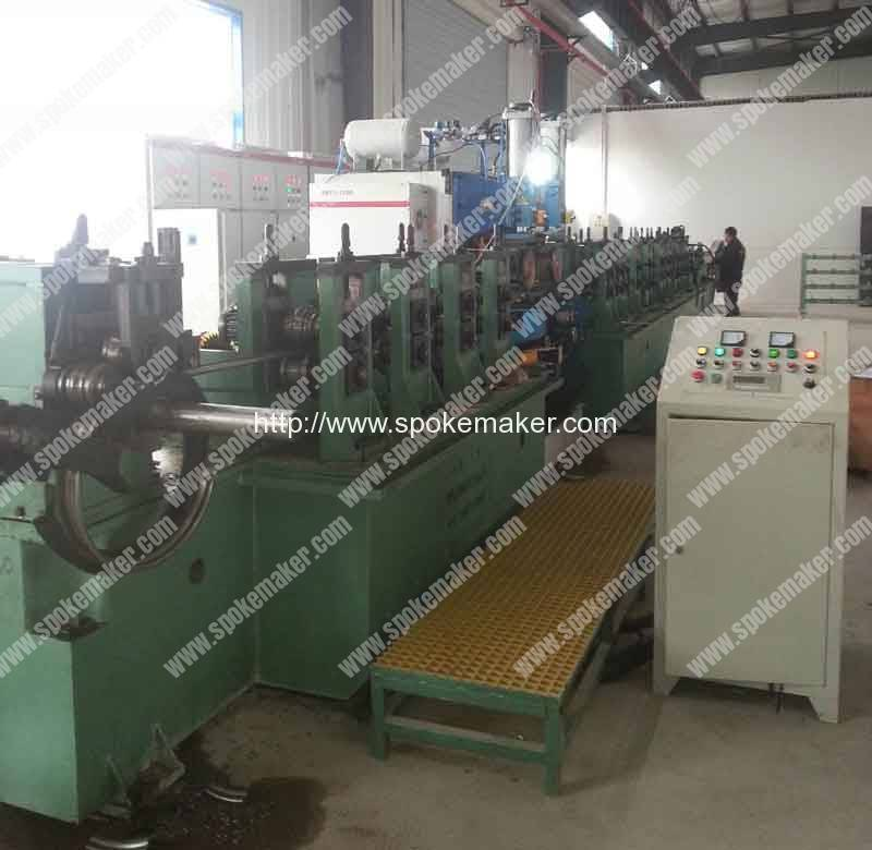 Automatic-Motorcycle-Rim-Forming-Making-Machine