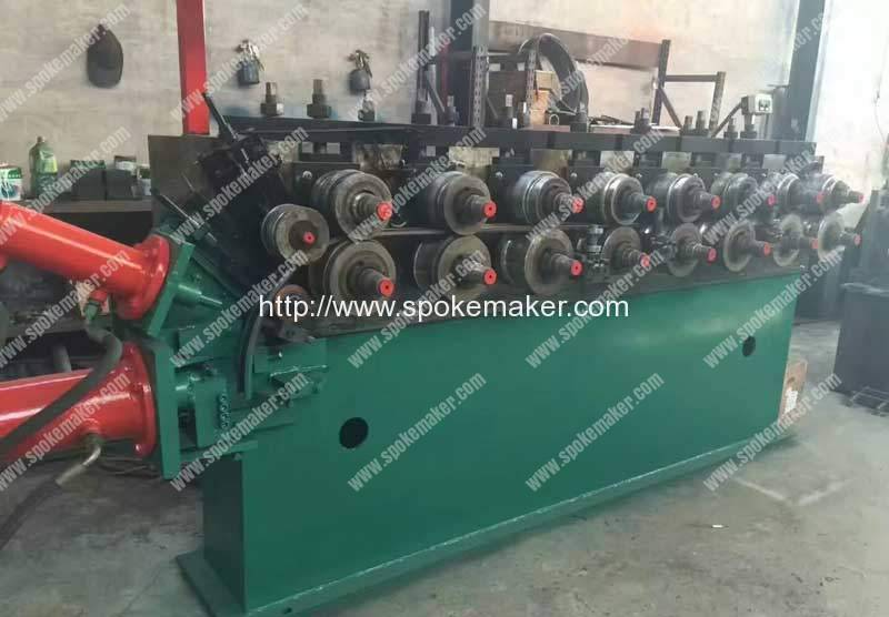 Automatic-Steel-Bicycle-Rim-Forming-Making-Machine
