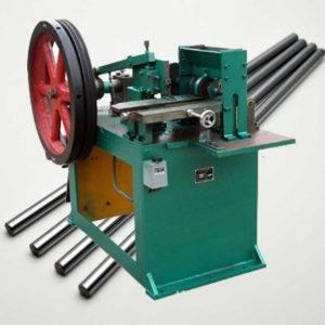 Máquina de corte de fio de aço Rod Cabeça