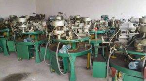 Round Type Spoke Nipple Making Machine