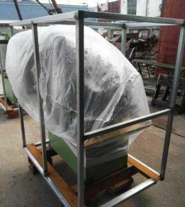 Automatic-Bicycle-Spoke-Nipple-Making-Machine-Steel-Frame-Package