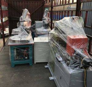 Aluminium Bicycle Rim Production Line Delivery for Middle East Customer