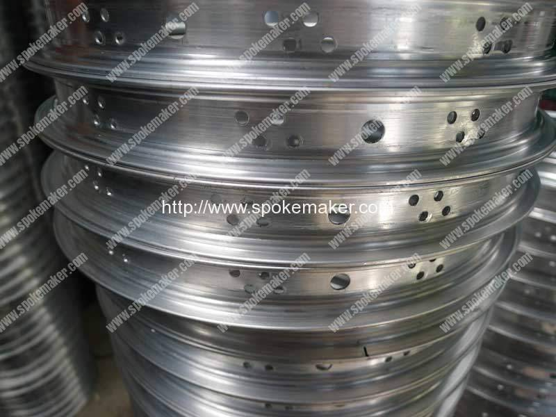 Aluminium-Wheel-Rim-Four-Hole-Punching-Machine