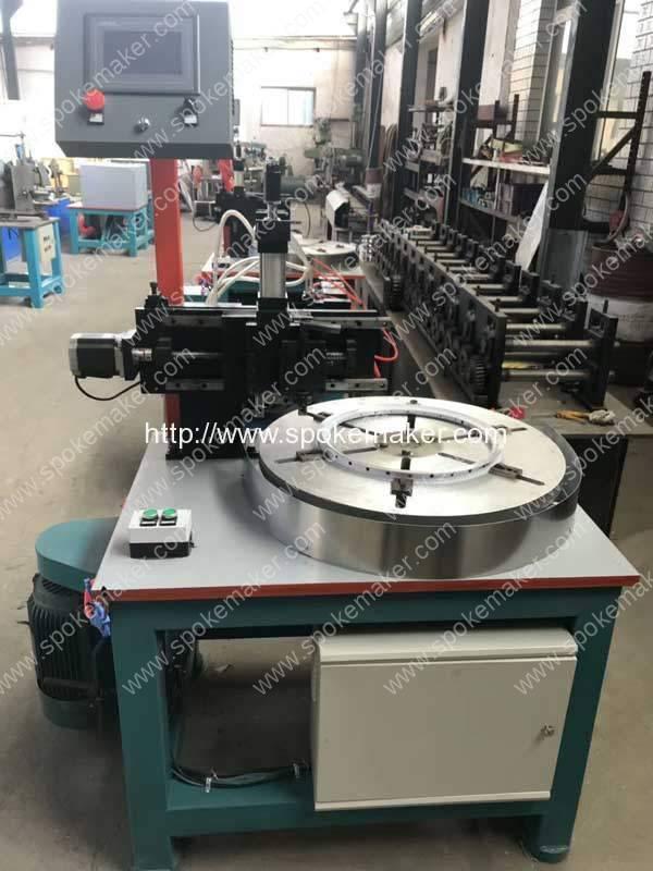 Automatic-Aluminium-Wheel-Rim-Edge-Lathing-Machine