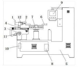 Double-Layer-Aluminium-Wheel-Rim-Hole-Drilling-Machine-Drawing