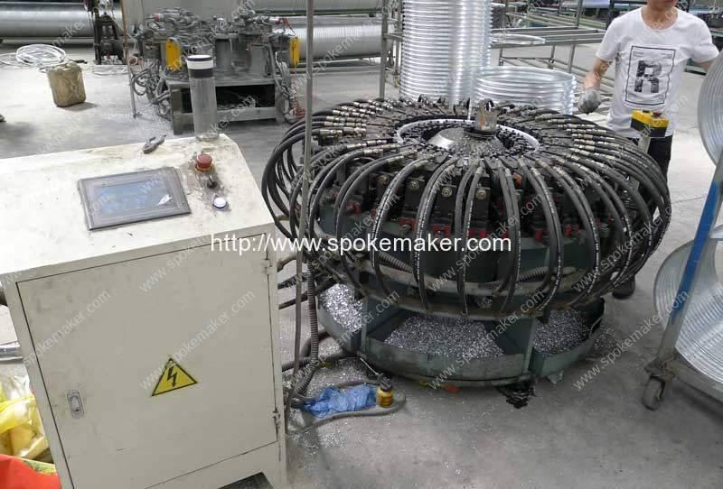 High-Speed-Hydraulic-Type-Aluminium-Wheel-Rim-36-Hole-Punching-Machine
