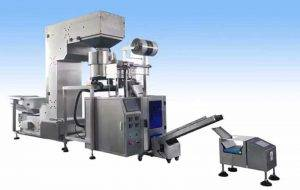 Automatic Spoke Nipple Weighting Packing Machine
