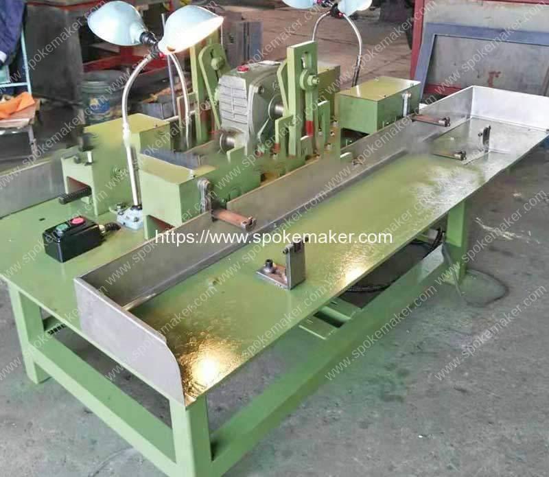 Automatic-Twisted-Spoke-Making-Machine