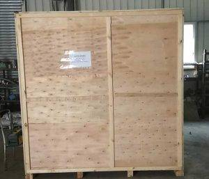 Automatic-Cycle-Rim-Dimple-Hole-Punching-Machine-Delivery-for-Philippines-Customer