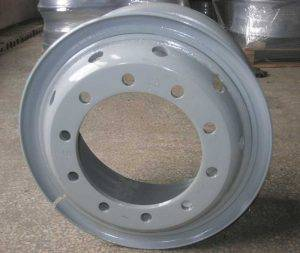 Automatic Steel Wheel Rim Production Line
