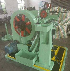 Automatic 8G 9G and 10G Spoke Making Machine for USA Customer
