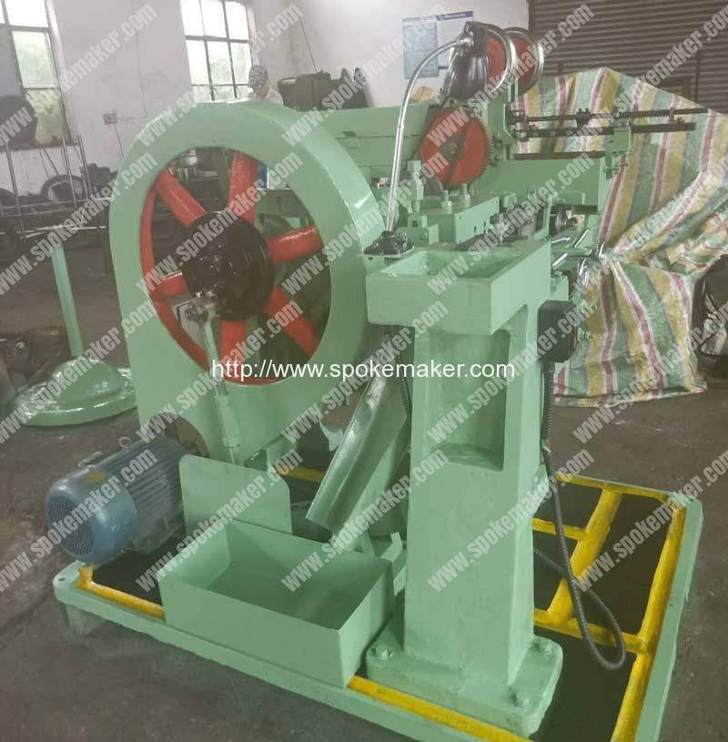 Spoke-Making-Machine-Ready-for-Delivery-to-USA