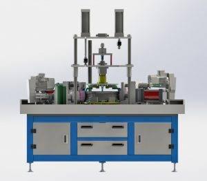 Hydraulic-Aluminum-Motorcycle-Rim-Dimple-Hole-Punching-Machine-Manufacturer