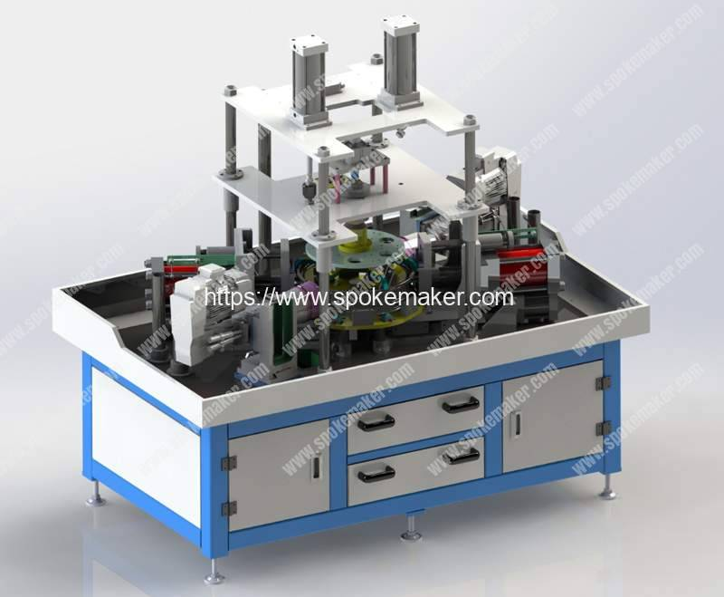 Hydraulic-Type-Aluminum-Motorcycle-Rim-Dimple-Hole-Punching-Machine-Manufacturer