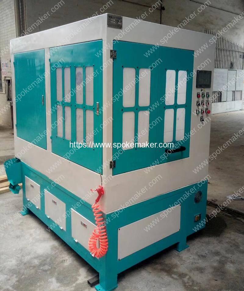 Automatic-Aluminum-Alloy-Rim-Square-Hole-Milling-Machine