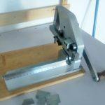 Manual Spoke Cutting and Threading Machine